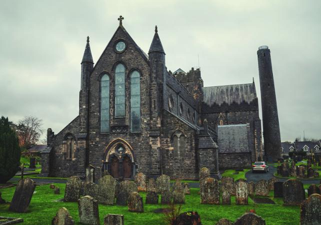 Excursion en train à Kilkenny, et visite de la manufacture de cristal de Waterford - au départ de Dublin image 3