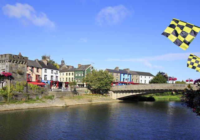 Excursion en train à Kilkenny, et visite de la manufacture de cristal de Waterford - au départ de Dublin image 4