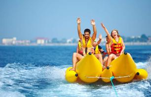 Banana Boat Session in Dubai - 15 Minutes