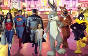 Warner Bros World Ticket - Abu Dhabi