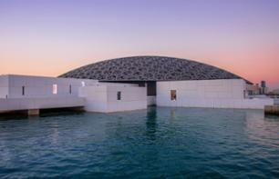 Louvre Ticket Abu Dhabi