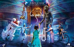 Spectacle La Perle by Dragone – Billet pour le plus grand show de Dubaï