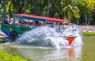 Duck Boat tour (amphibious vehicle) - Singapore