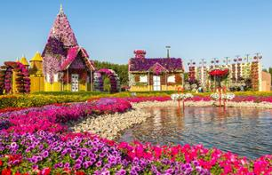 Billet Miracle Garden Dubai (Butterfly Garden en option)