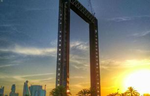 Billet Dubai Frame - Date flexible