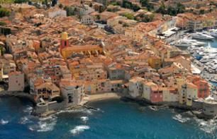 Private Tour of Saint-Tropez and its Surroundings – Local wine tasting