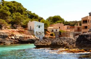 Guided Boat Tour of Mallorca's Clear-Water Coves