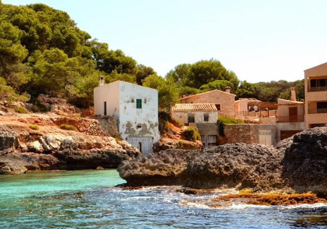 Tour guidé en bateau des calanques cristallines de Palma de Majorque - Palma de Majorque -