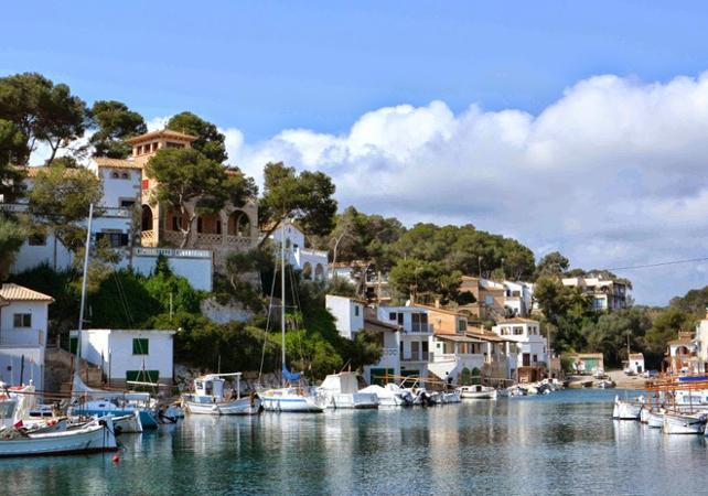 Tour guidé en bateau de la côte sud-est de Palma de Majorque - Palma de Majorque -