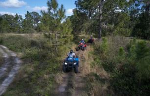 Quad bike/ ATV ride in the countryside around Orlando