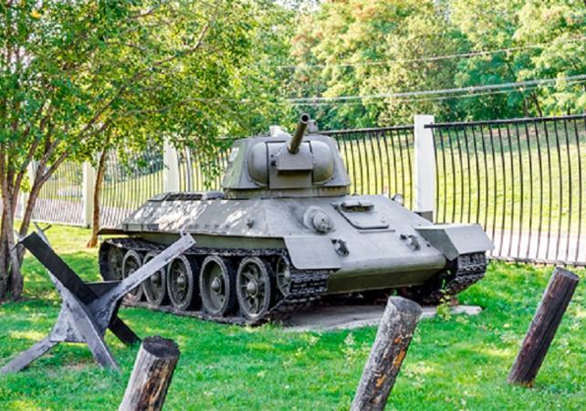 Photo Visite guidée du Parc de la Victoire à Moscou