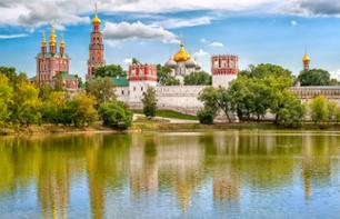 Guided Tour of the Novodevichy Convent and Cemetery in Moscow – Hotel pick-up/drop-off
