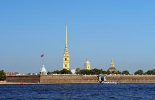 Guided Walking Tour of Saint Petersburg – Hotel transfer