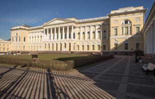 Guided Tour of The Russian Museum – Hotel transfer