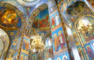 Guided Tour of 3 Cathedrals in Saint Petersburg – Hotel pick-up/drop-off
