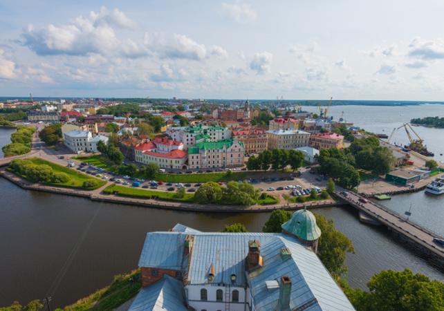 Excursion guidée à Vyborg - Départ/retour hôtel depuis Saint Pétersbourg - Saint Petersbourg -