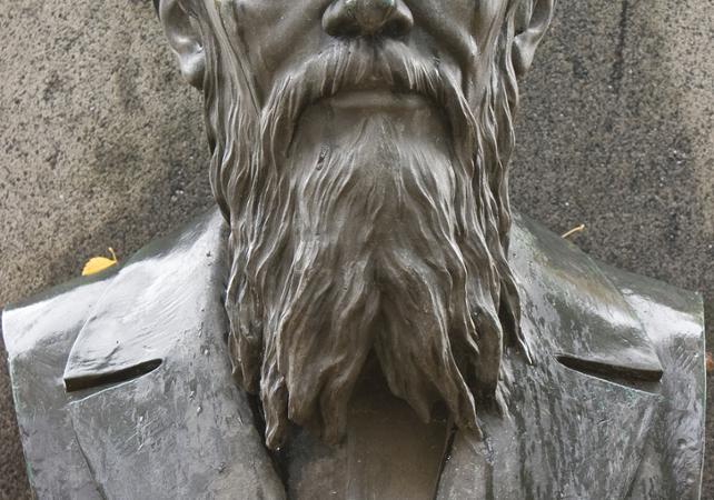 Sur les traces de l'écrivain Fyodor Dostoevsky à Saint Pétersbourg- Départ/retour hôtel - Saint Petersbourg -
