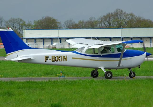 Pass initiation pilotage d'avion - 1 personne - Rennes -