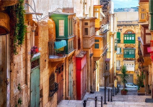 La Valette île de Malte
