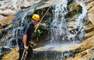 Canyoning Adventure at the Siagne de la Pare – Departing from Saint-Cézaire-sur-Siagne (30 mins. from Grasse)