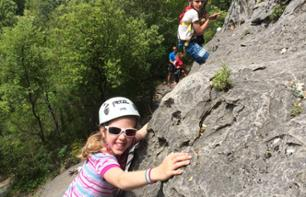 Rock Climbing in Cabris (15 mins. from Grasse)