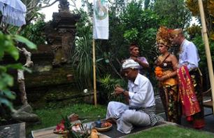 Mariage traditionnel à Bali