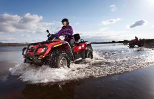 Quad bike excursion: Mountain thrills - departure from your hotel in Reykjavik