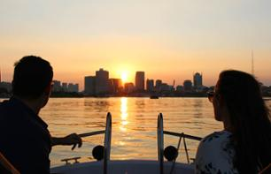 Sunset Cruise on the Saigon River - Ho Chi Minh City