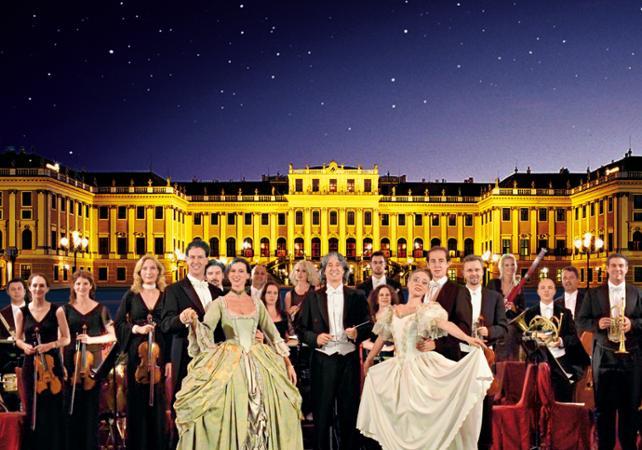Dîner et concert à Schönbrunn image 4