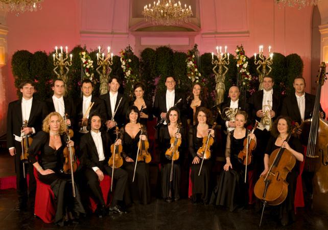 Soirée au Palais de Schönbrunn – visite du palais, dîner et concert image 1