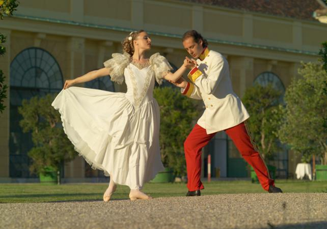 Visite du Palais Hofburg et du Château de Schönbrunn, dîner romantique et concert image 4