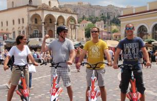 Guided Trikke Tour of Athens: From the Acropolis to the Modern City