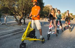 Guided Trikke Tour of Athens's Historic City Centre in 1 hour