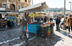 Gourmet Trikke Tour of Athens