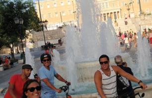 Guided Trikke Tour of Athens Historic Centre