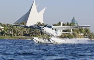Seaplane tour over Dubai