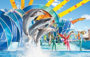 Tickets to SeaWorld Orlando – Fast-track entry access