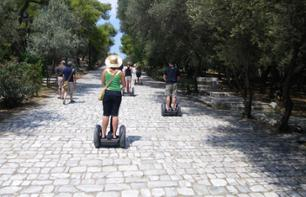 See the Athens National Garden by Segway