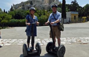 See Athens by Segway: Acropolis and National Garden