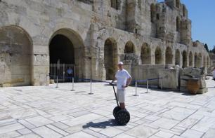 Guided Segway Tour of Athens with Souvlaki Tasting