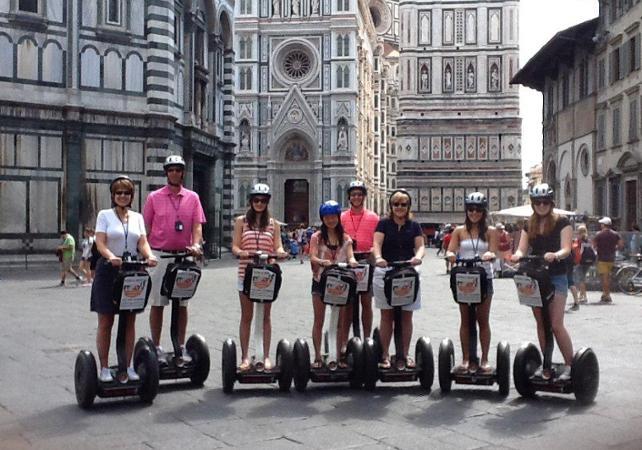 Visite de Florence en Segway - Florence -