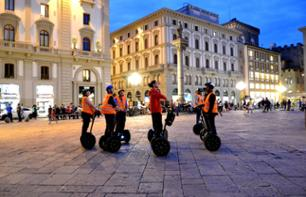 Visita di Firenze by night in Segway