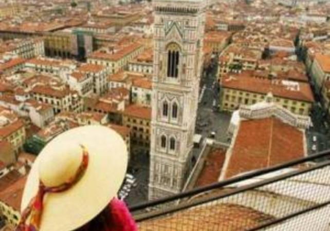 Photo Visite guidée du dôme de Brunelleschi