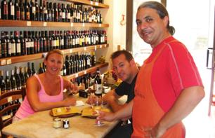 Walking Tour of Florence: Italian Gastronomy