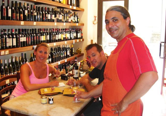 Visite de Florence à pied autour de la gastronomie italienne - Florence -