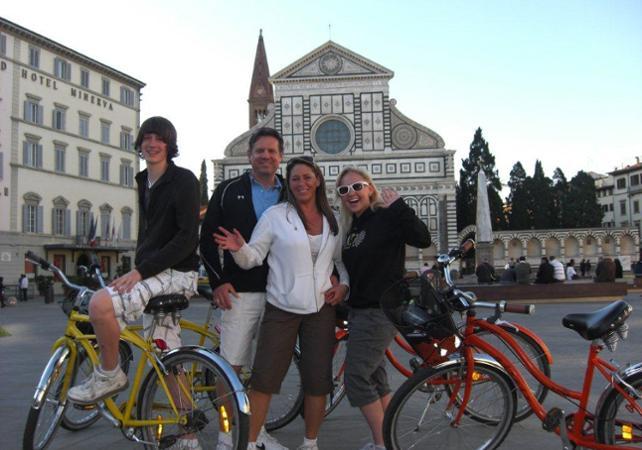 Tour gastronomique de Florence à vélo - Florence -