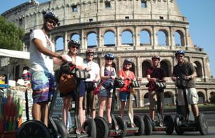 Tour Rome by Segway