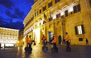 Visite de Rome by night en Segway