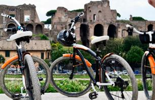 See Rome by Bike and Taste Typical Dishes