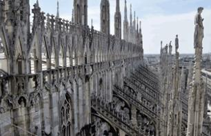 Guided tour of the Duomo in Milan and its terraces – Priority-access ticket